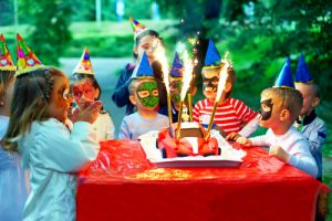 How long should a birthday party last